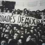 Ato pela Anistia, São Paulo maio de 1977 (Arquivo do Estado de São Paulo_ Ultima Hora)