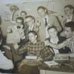 Reunião diretoria UBES e da AMES, 1967 (Acervo UBES)