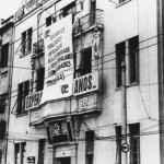 Fachada da antiga sede no RJ