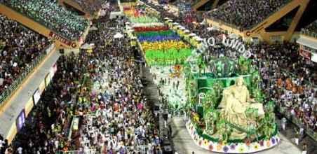 Escola de samba do AM homenageia entidades estudantis e a luta dos jovens