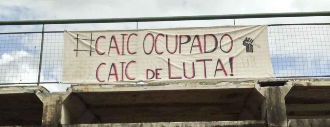 Ocupações de escolas chegam ao Ceará com força total