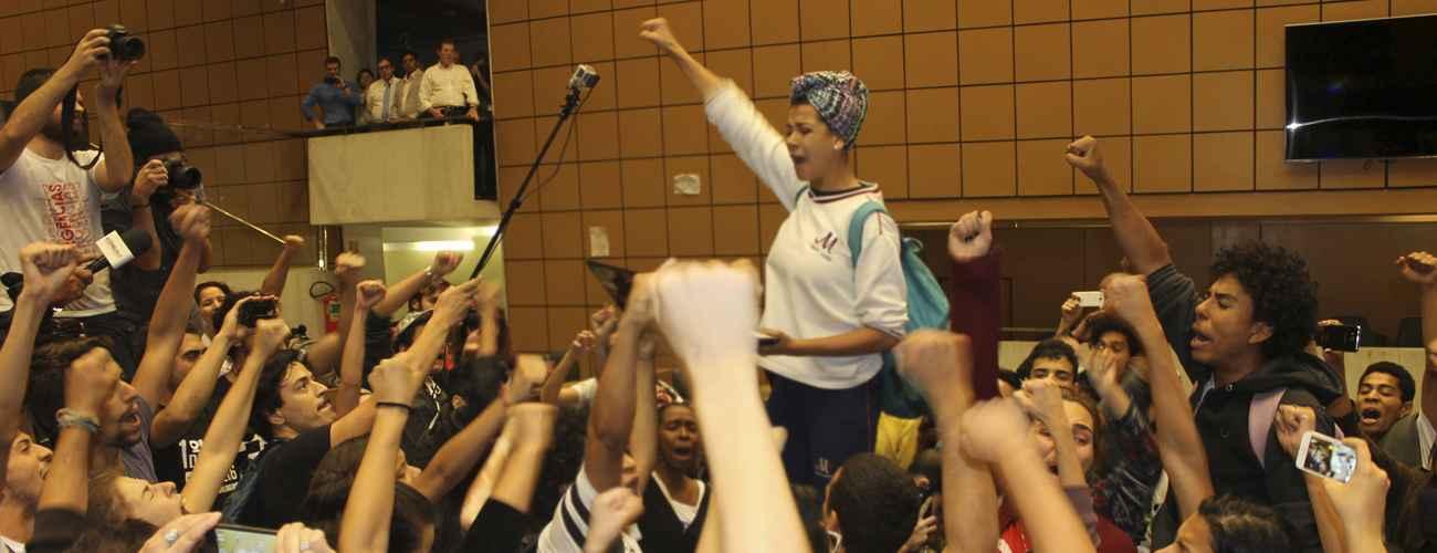 Carta aberta dos estudantes ao povo paulista