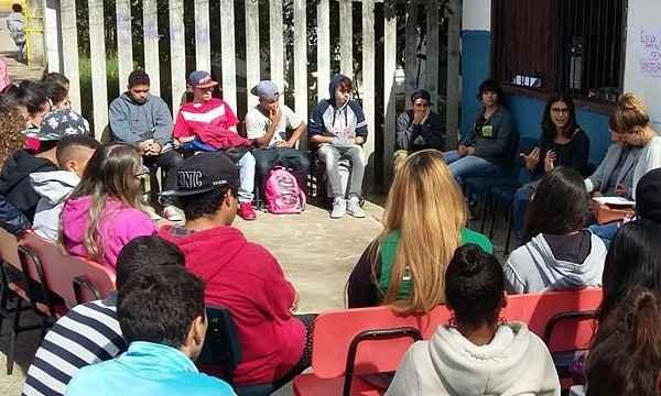 Ocupação e greve: estudantes e professores lutam pela educação no Rio Grande do Sul