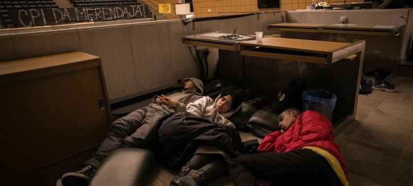 Liminar criminaliza ocupação de secundaristas na ALESP