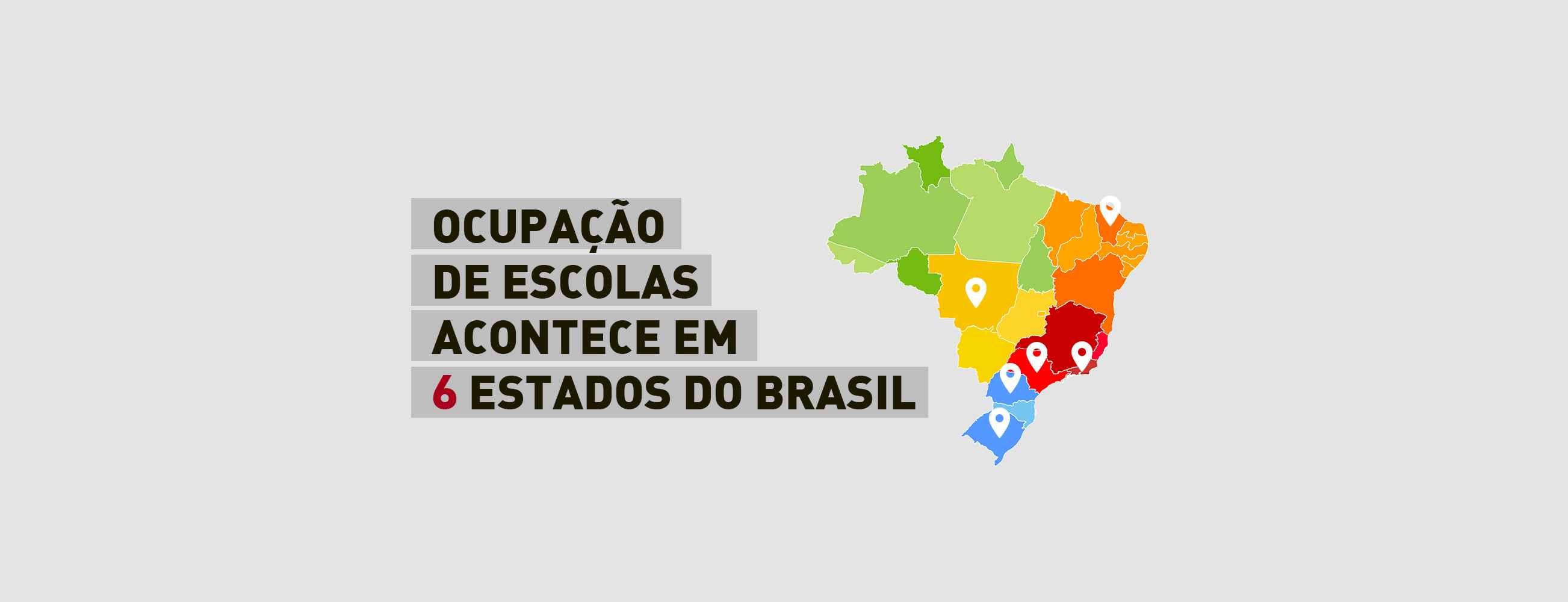 Primavera Secundarista: a luta de quem ocupa as escolas do Brasil