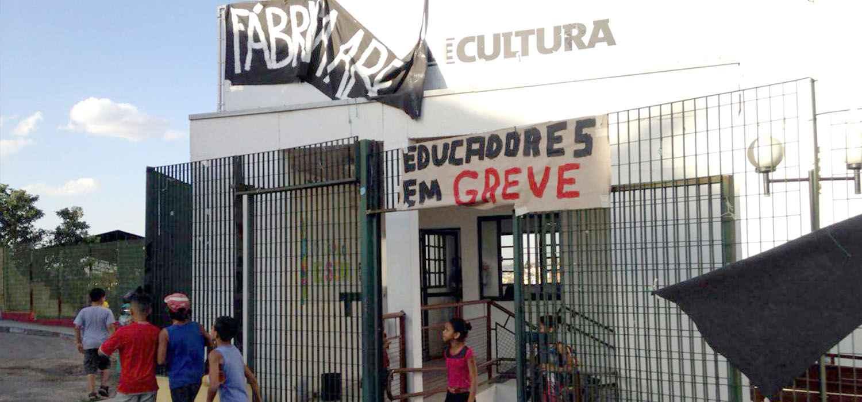 A periferia resiste! No Capão Redondo (SP), a 1ª Fábrica de Cultura ocupada completa 43 dias de mobilização