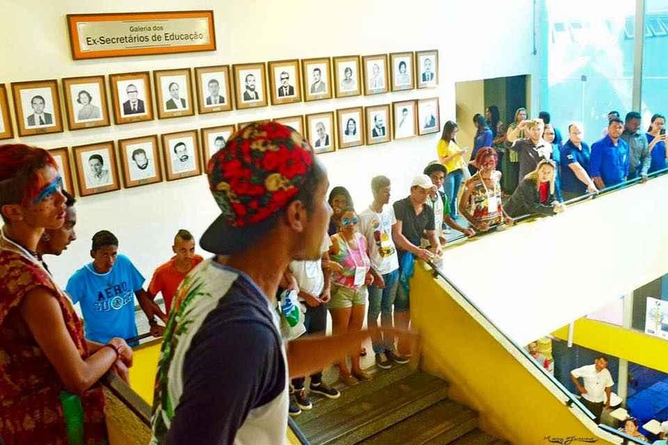 No Mato Grosso, violência policial persiste contra estudantes que lutam pelo fim das PPPs