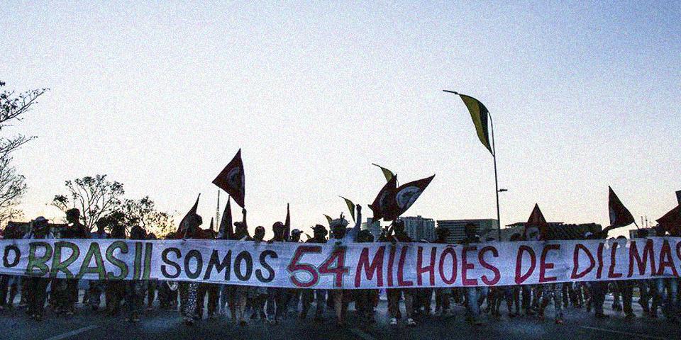 Somos 54 milhões de Dilmas