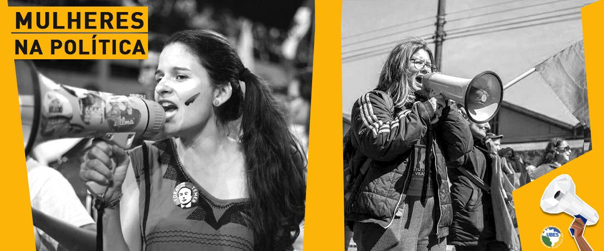 Jovens mulheres do movimento estudantil disputam espaço nas Eleições 2016