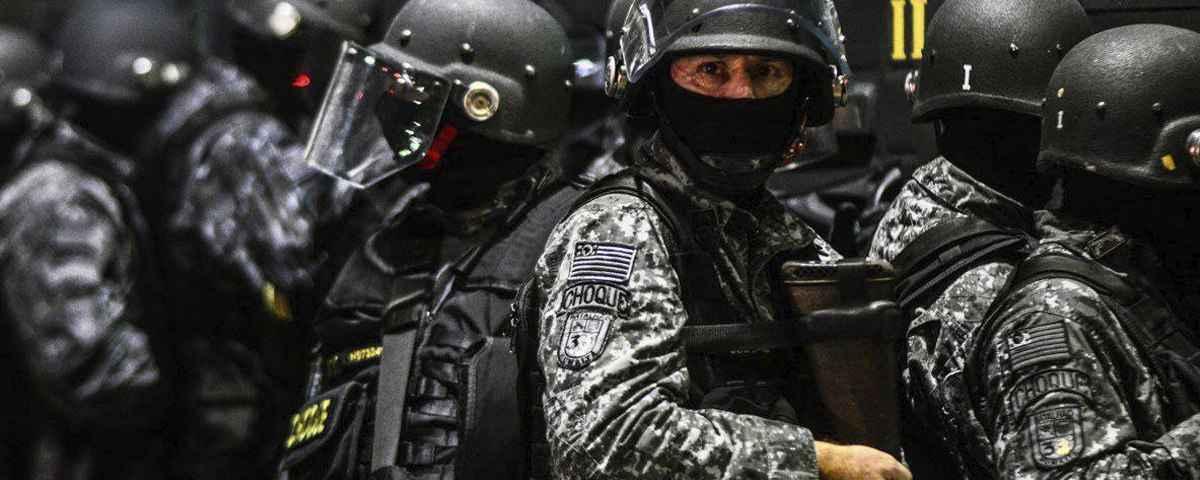 Sangue e violência contra o povo marcam início do governo Temer