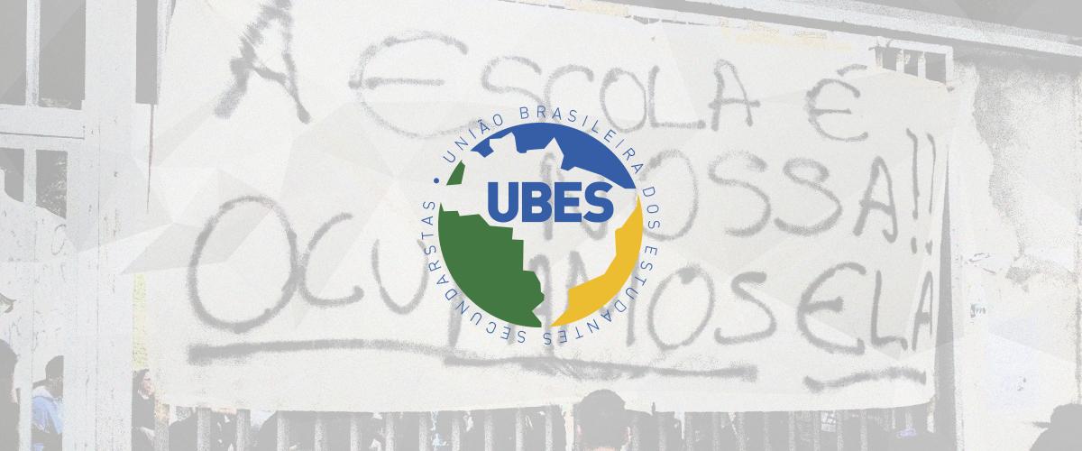 UBES repudia ameaça de suspensão do ENEM e perseguição às ocupações