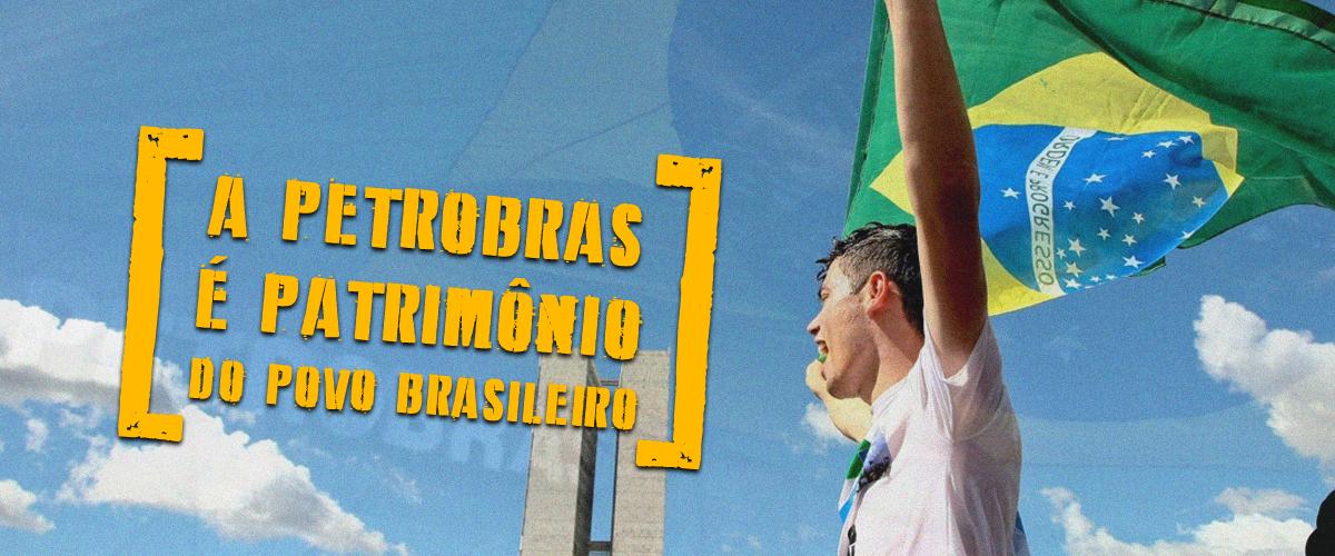 Contra o entreguismo, estudantes se posicionam em defesa da Petrobras como única operadora do pré-sal