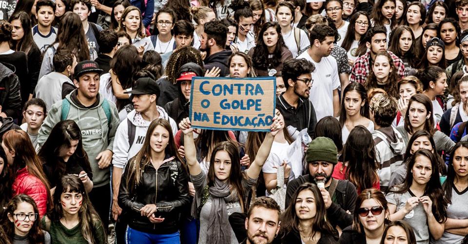 ocupações em todo brasil