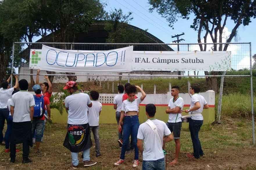 IFAL campus Satuba se prepara para integrar o 3º Encontro Nacional de Grêmios da UBES