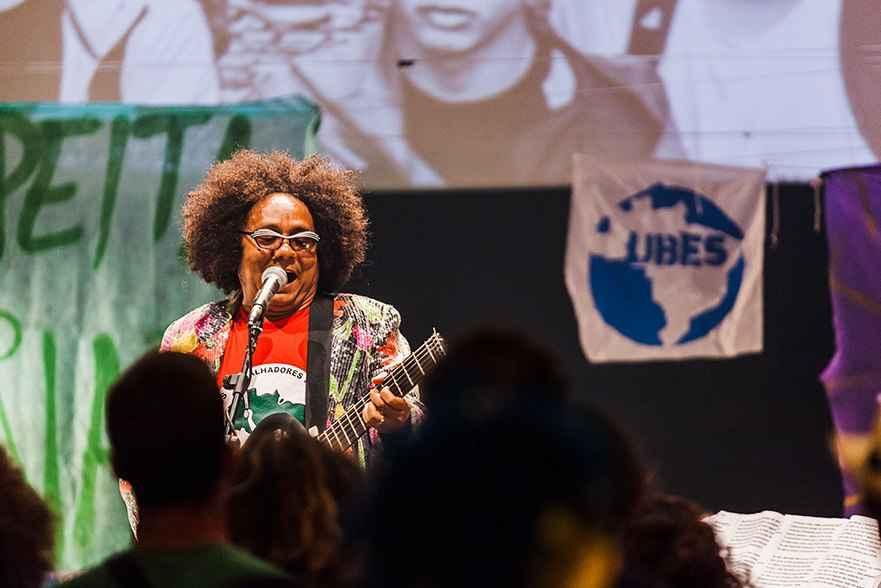 Foto: Maurício Magalhães/UBES