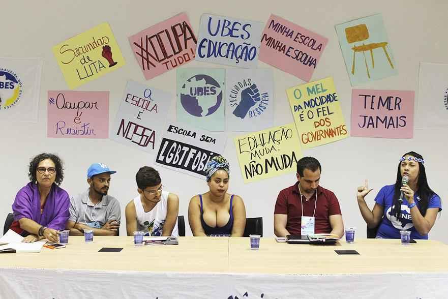 Foto: Débora Neves/UBES