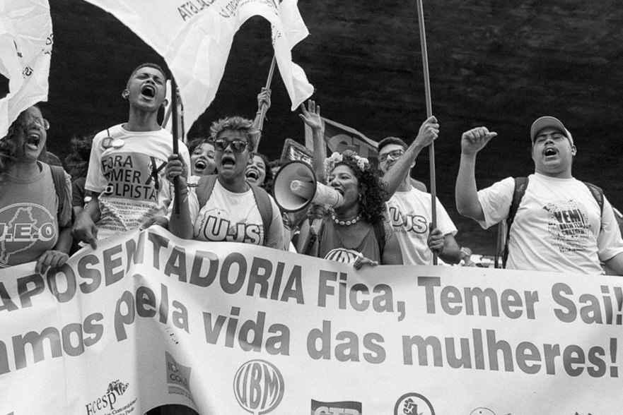 28 de abril: greve geral e povo nas ruas contra reformas
