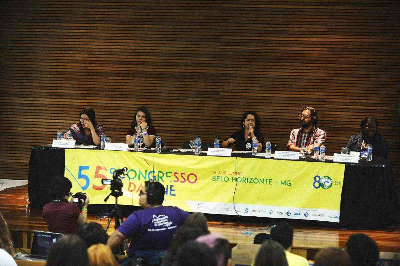 Secundas enriqueceram debates do 55ª Conune