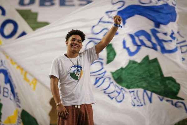 16 anos, negro, nordestino: Pedro Gorki é o novo presidente da UBES