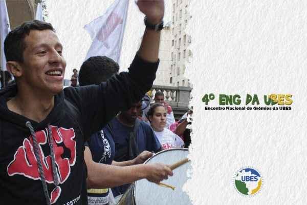 """4º ENG: """"Cada grêmio estudantil será uma trincheira contra os inimigos da educação"""""""