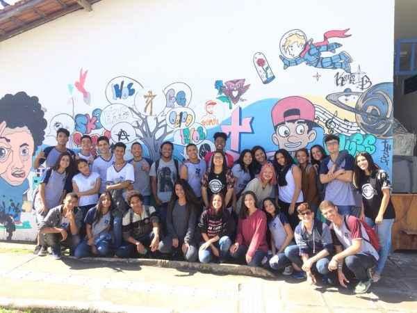 Cultura, mobilização e muita mão na massa! Conheça o Grêmio CIEPS