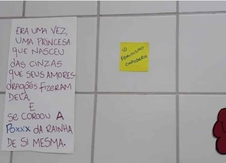 A Porta Do Banheiro Mudou Dos Xingamentos à Empatia Ubes