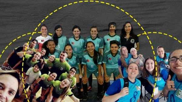 No país de Marta, meninas insistem para jogar bola na escola