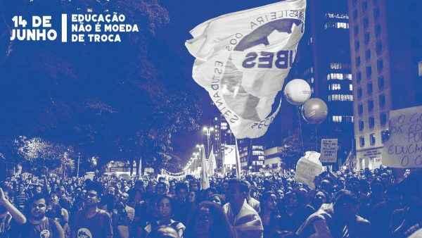 Greve geral!Confira os atos #14J pelo Brasil