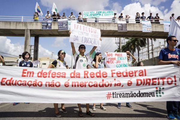 Mobilização nas salas, nas ruas e nas redes: Conheça o Grêmio Paulo Freire