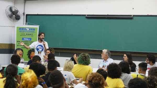 Mais que verba: 14º ENET exige respeito com escola e institutos federais