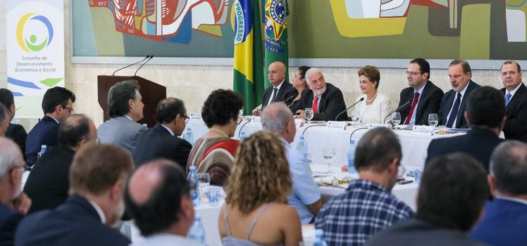 UBES participa de Conselho de Desenvolvimento Econômico
