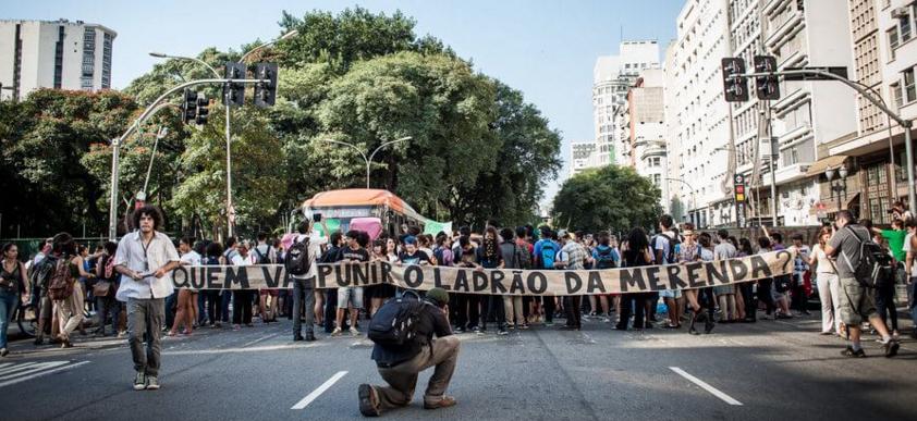 Máfia da merenda continua impune em São Paulo