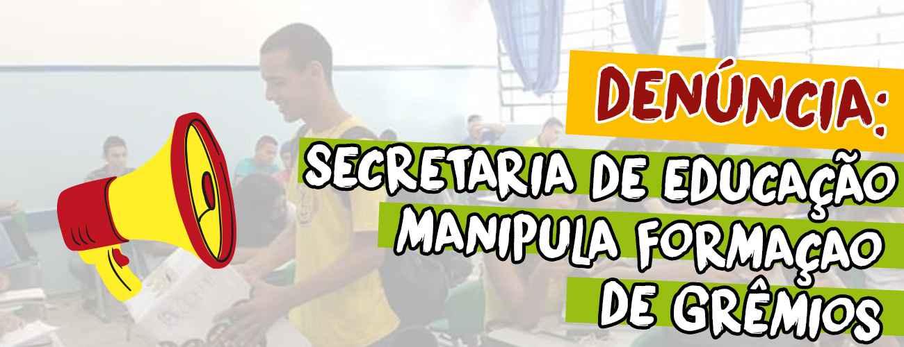 Em SP, estudantes lutam pela democracia e contra manipulação da Secretaria de Educação na formação de grêmios