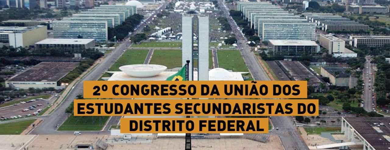 UESDF abre inscrições para o seu 2º Congresso