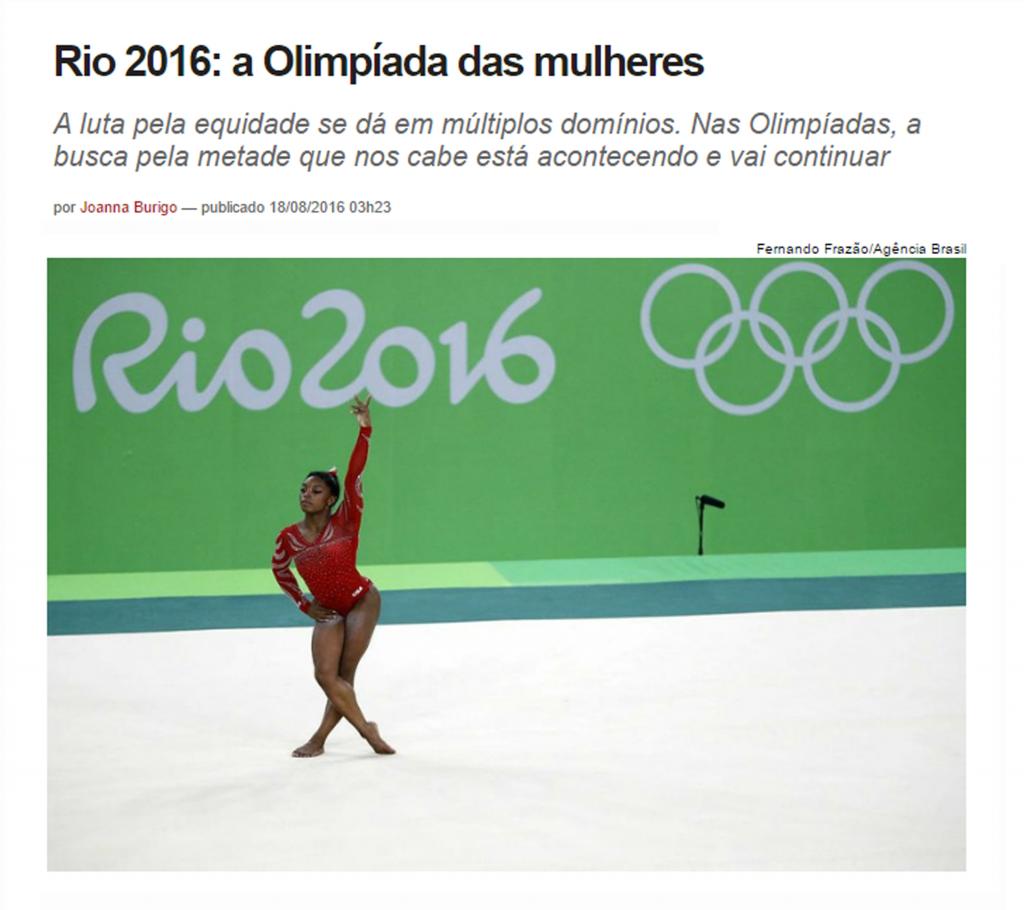 2. olimpíada das mulheres_