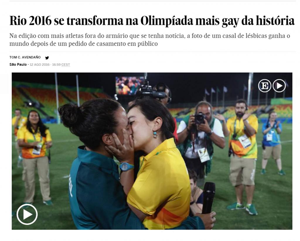 4. olimpíadas amor lgbt