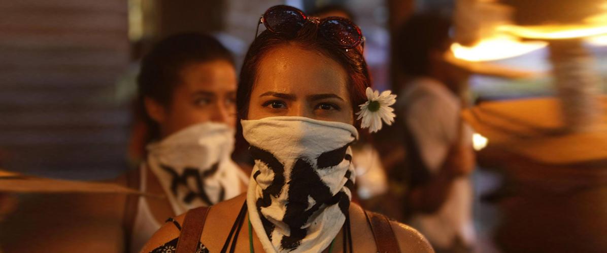 Em vídeo conferência, movimento estudantil colombiano fala sobre diálogos de paz no país