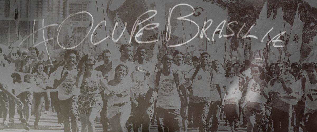 3 passos para ocupar Brasília