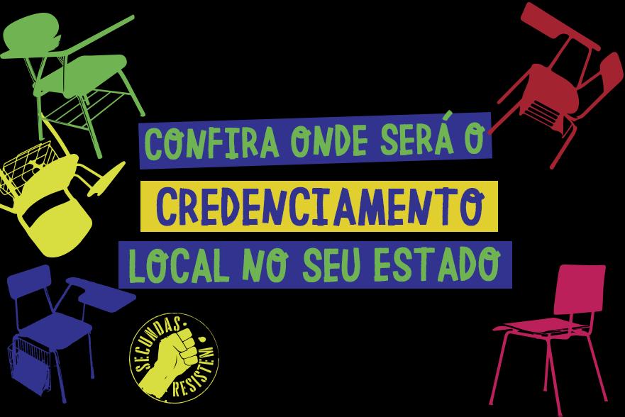 Credenciamento do 3º Encontro Nacional de Grêmios e 1º Encontro LGBT da UBES começa na próxima terça-feira (17)