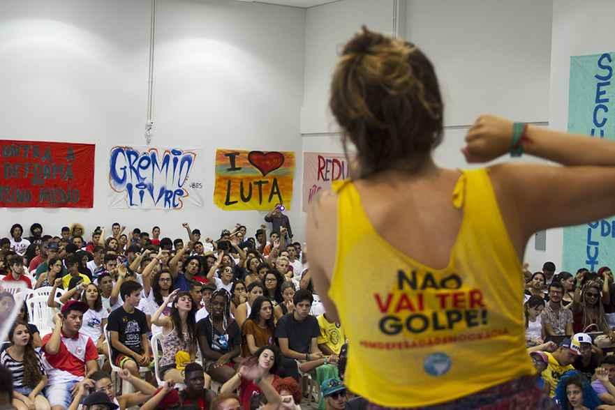 Veja tudo que aconteceu no 3º Encontro Nacional de Grêmios e 1º Encontro LGBT da UBES