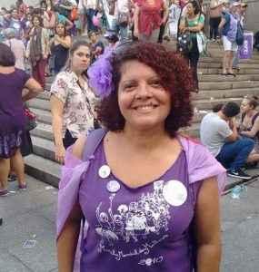 """Vanda Nunes: """"O que acontece hoje é que as ricas pagam, as pobres morrem."""""""