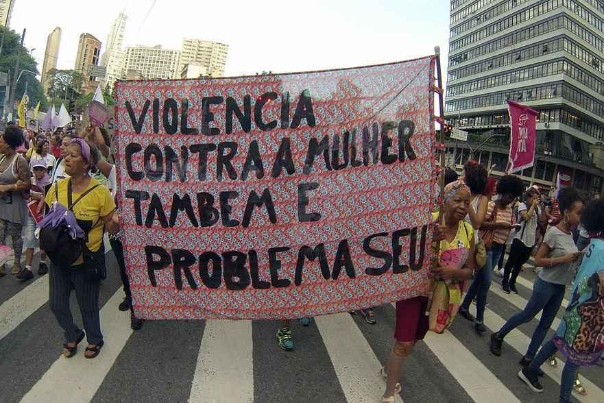 8 de Março pede basta à violência machista
