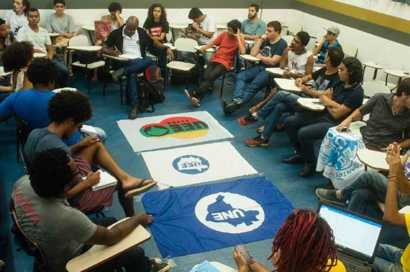 Programação do 65º CONEG da UNE fortalece luta contra reformas de Temer