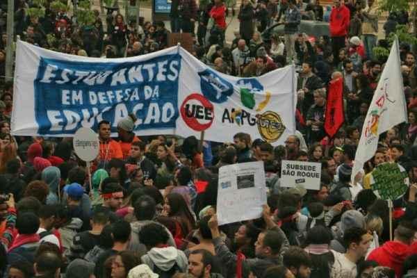 #tbt 2017: Doze meses de resistência e Fora Temer