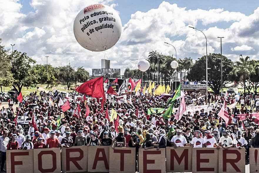 Ocupa Brasília: 6 fatos que você não pode dormir sem saber