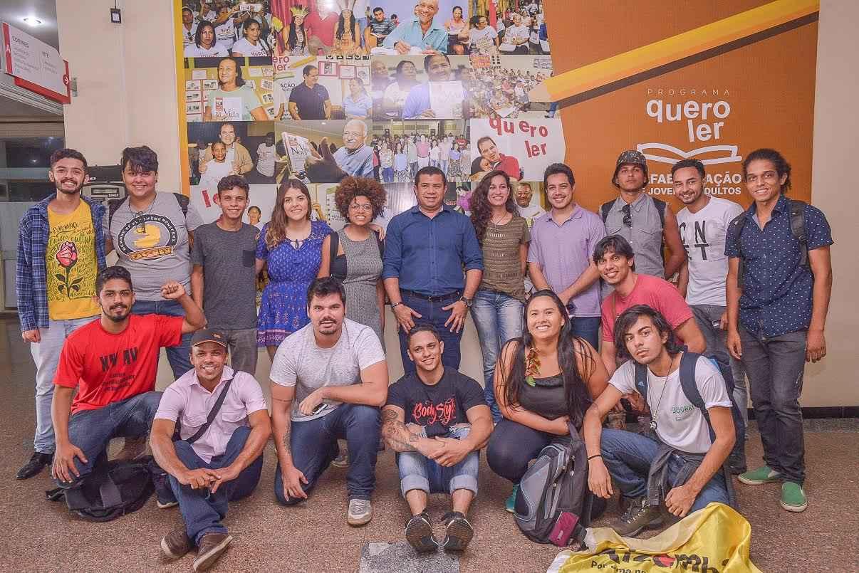 UBES no Acre: estado apresenta educação inovadora