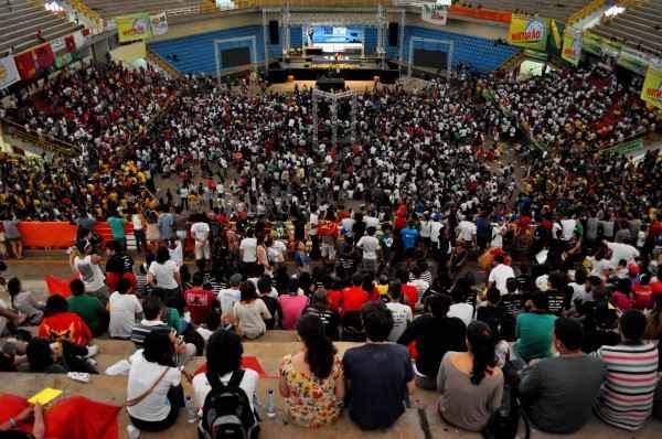 UNE mobiliza campanha de arrecadação para viabilizar o seu 55º Congresso