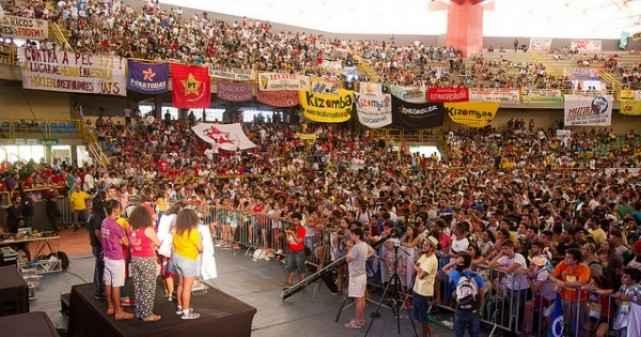 Congresso da UNE vai reunir 10 mil em Belo Horizonte