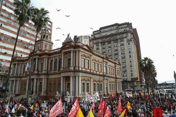 Foto: Carol Ferraz / Mídia NINJA