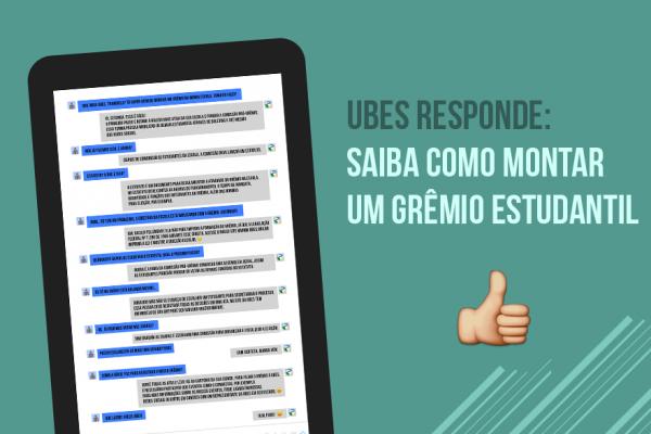 UBES responde: saiba como montar um Grêmio Estudantil